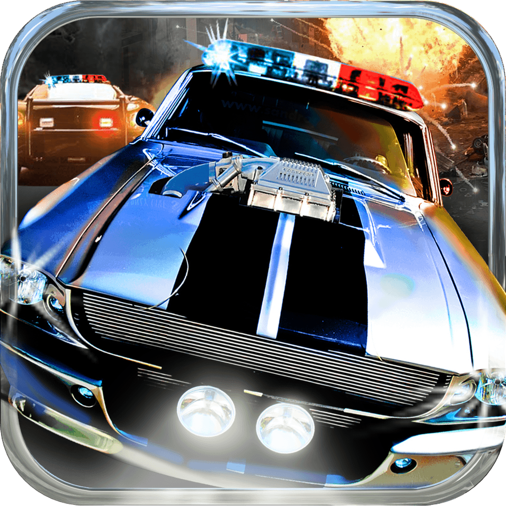 Policía Driving Carreras En Simulador - Great ACR Turbo Chase Drift